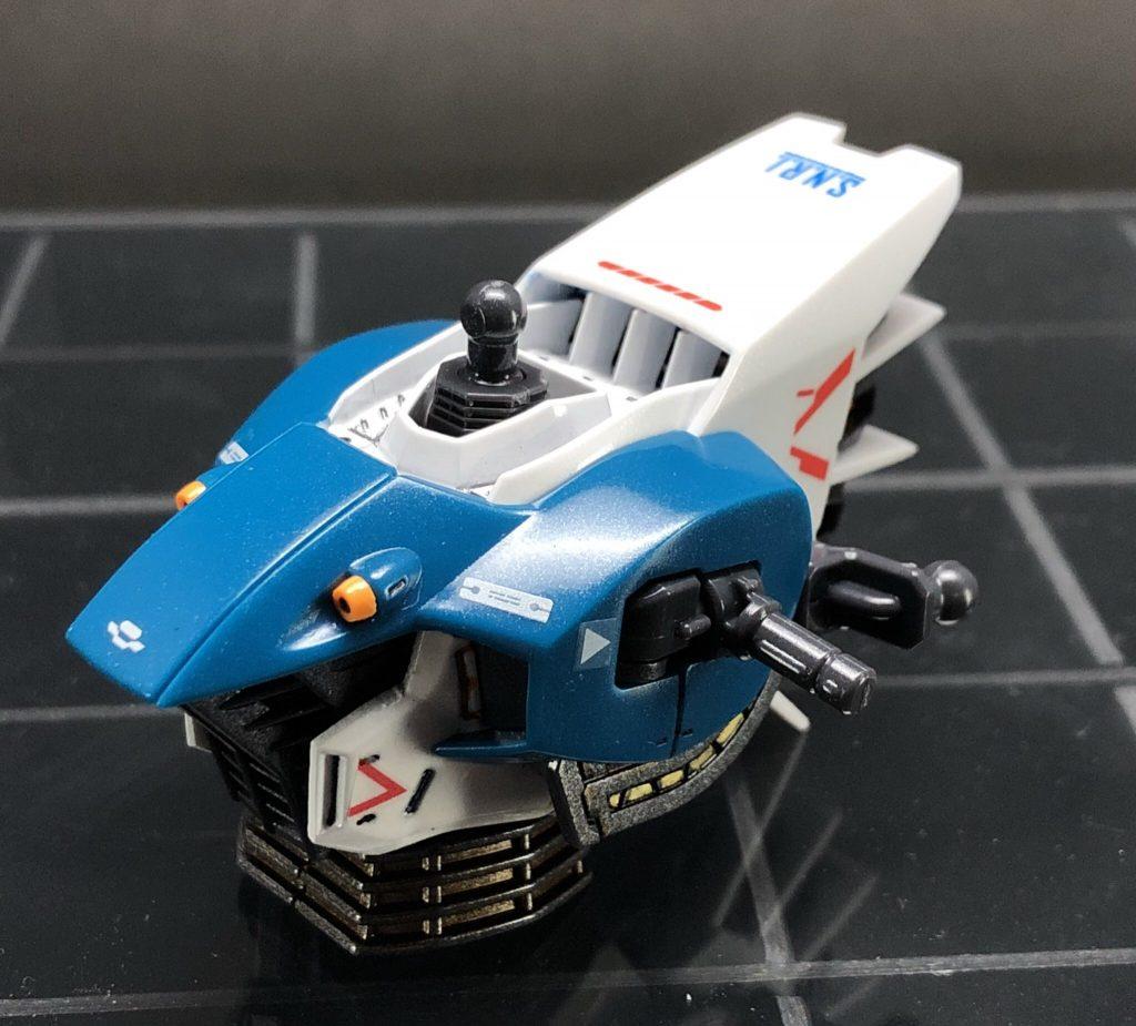 F91 ガンダム2.0 制作工程2