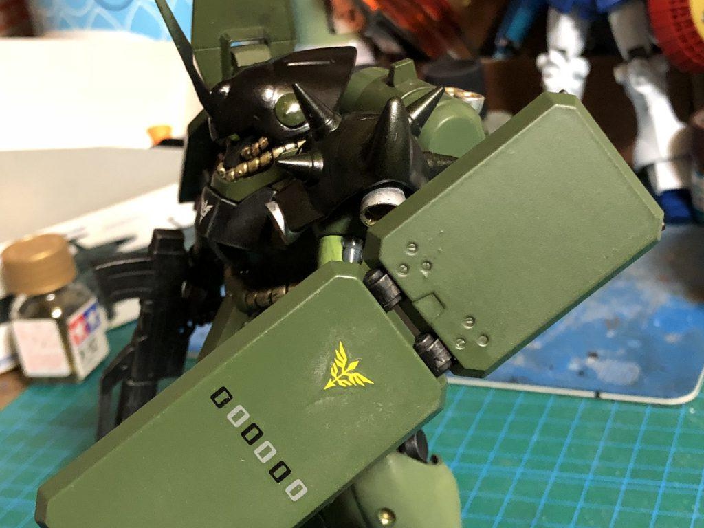 ギラ・ドーガMカスタム アピールショット2