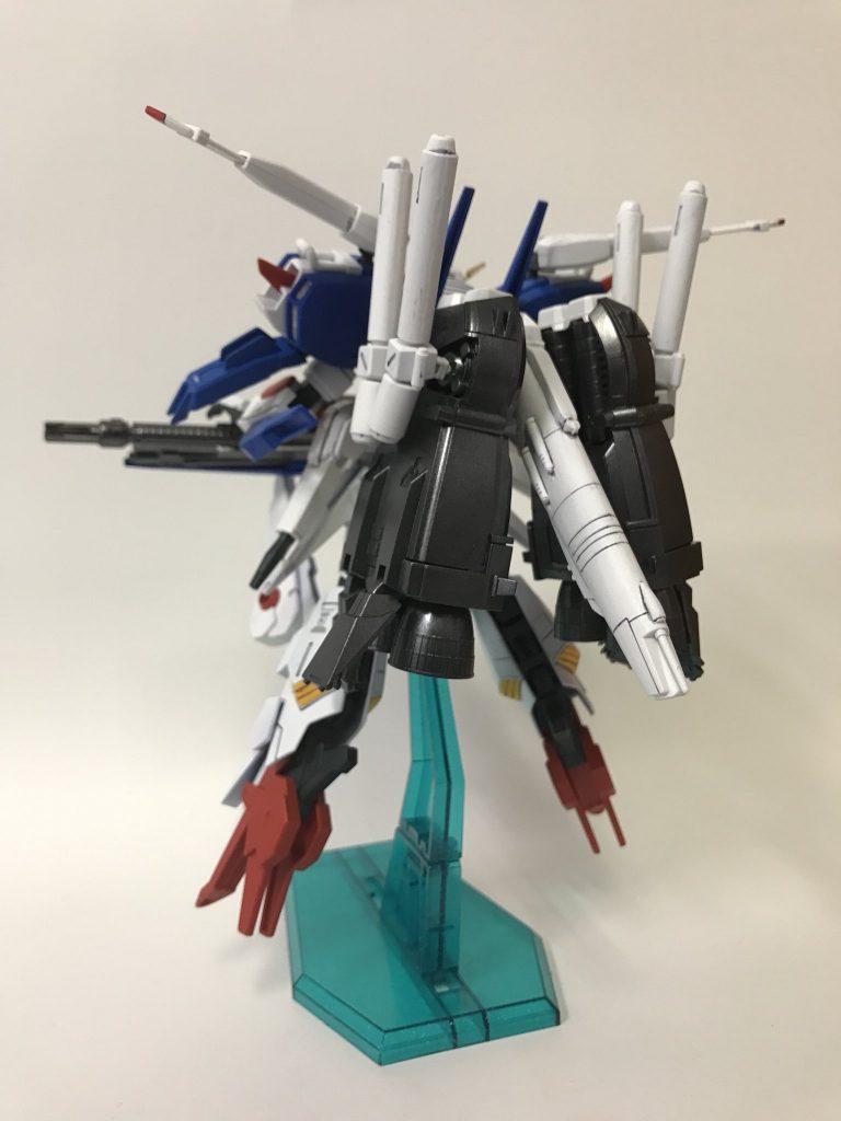 EX-ΖΖII(エグゼス) アピールショット2