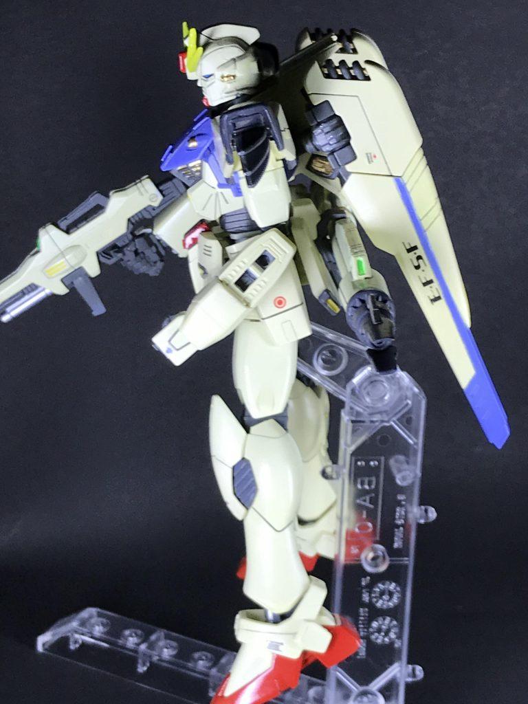 HG F91 アピールショット2