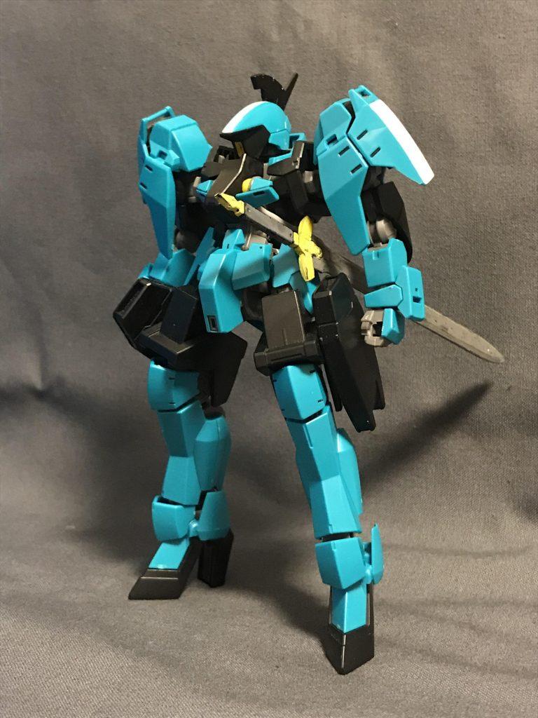 グレイズリッター(カルタ隊所属機) アピールショット1