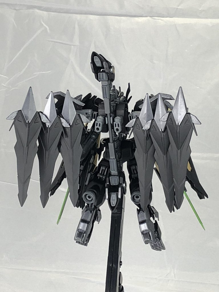 ガンダム デスサイズヘル・リーパー アピールショット2