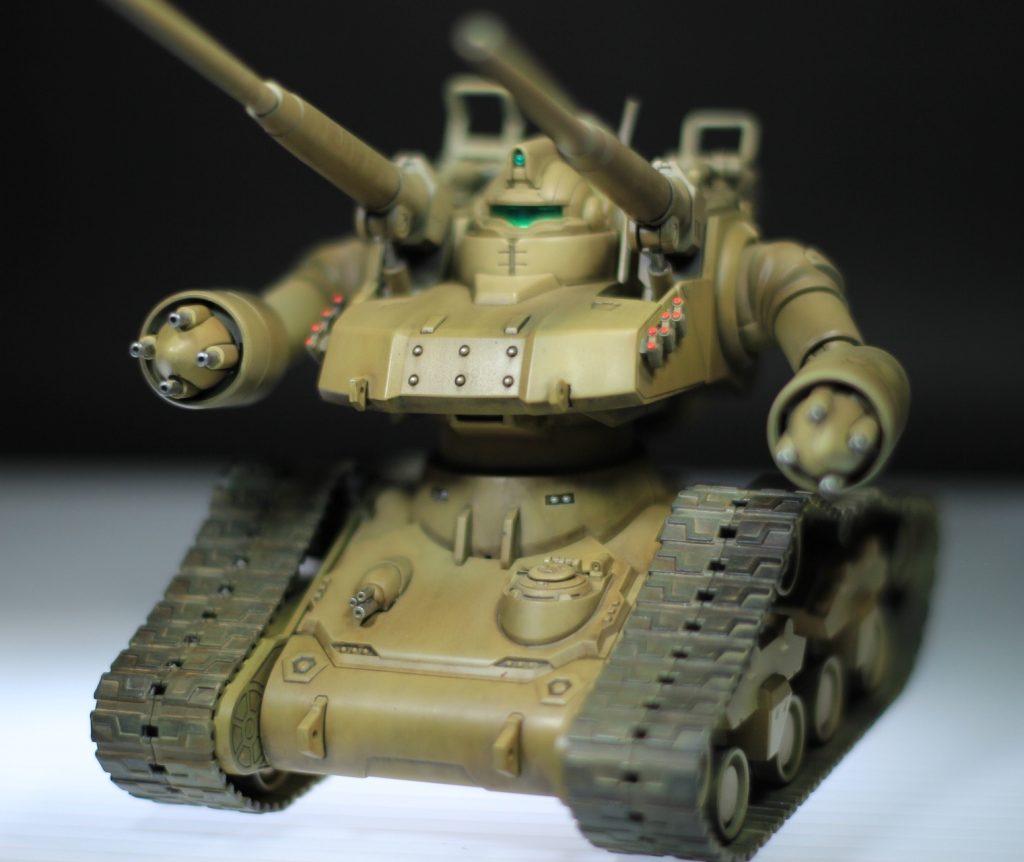HG ガンタンク初期型 アピールショット1