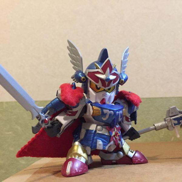 皇騎士ガンダム(剛の鎧)