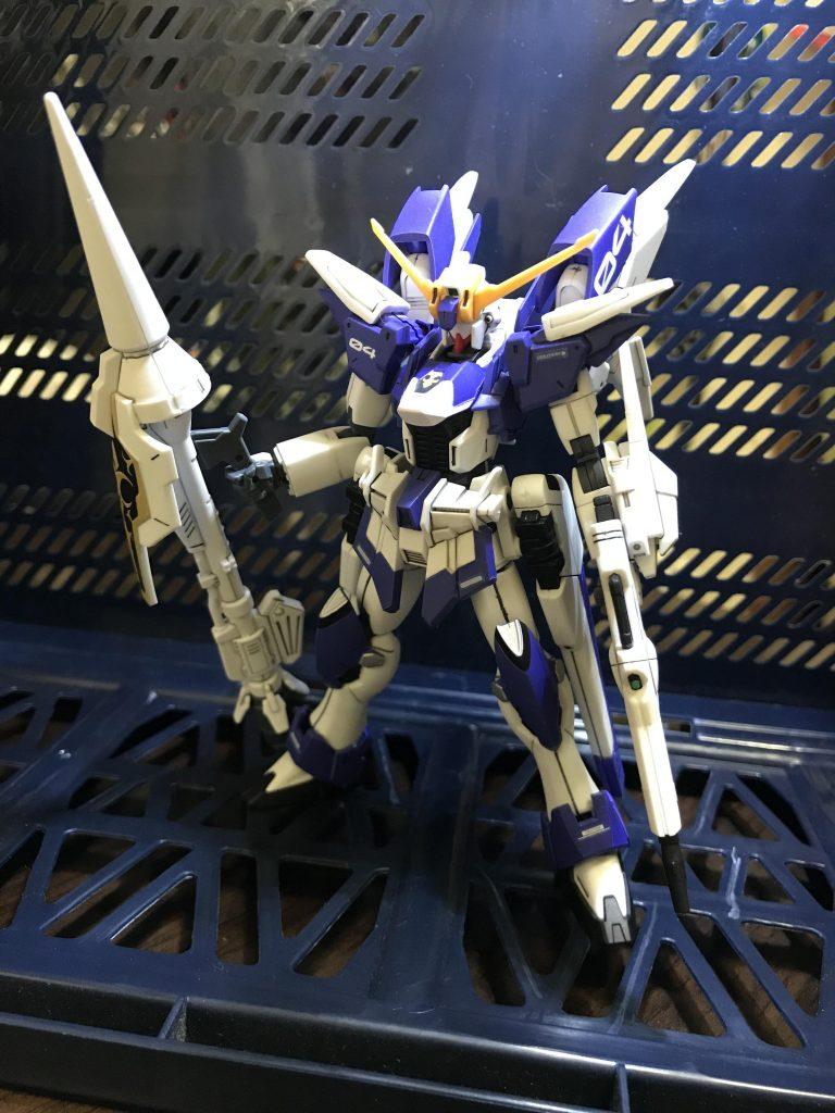 M91 BLUE アピールショット2