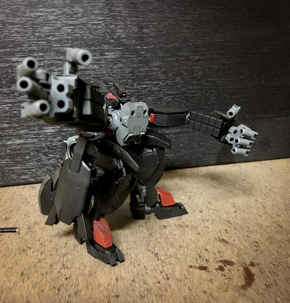 ガンダムグシオンG型 制作工程5