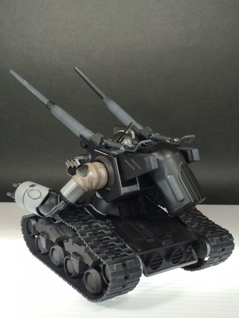 HG ガンタンク初期型 制作工程2