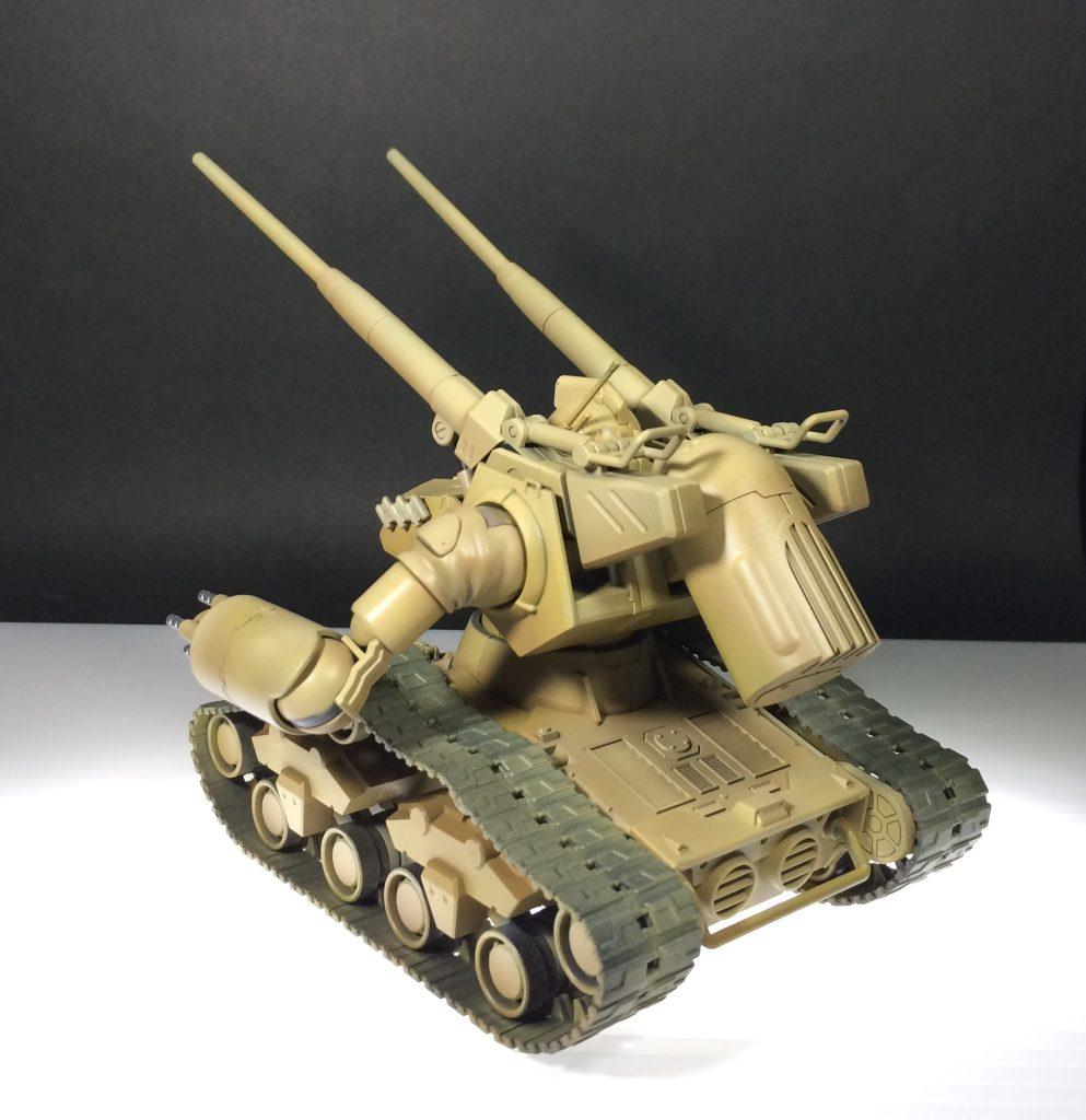 HG ガンタンク初期型 アピールショット3
