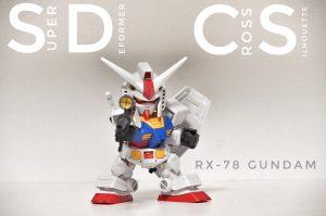 SDクロスシルエット  RX-78ガンダム