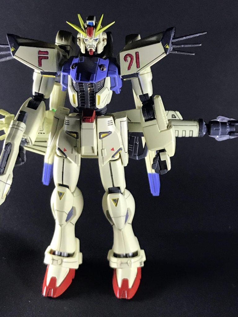 HG F91 アピールショット1