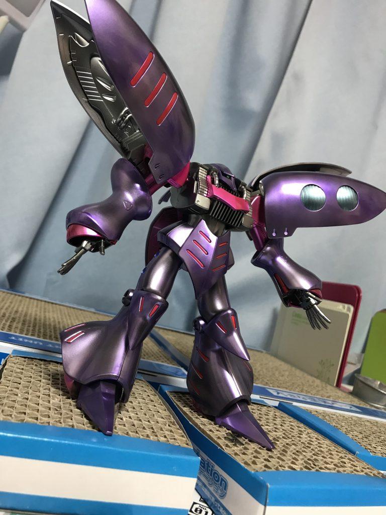 キュベレイMk-Ⅱ  プル&プルツー仕様 アピールショット1