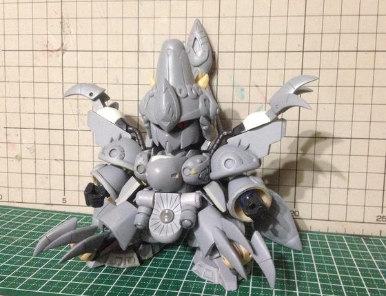 ZCX-003Pジ・O 制作工程8