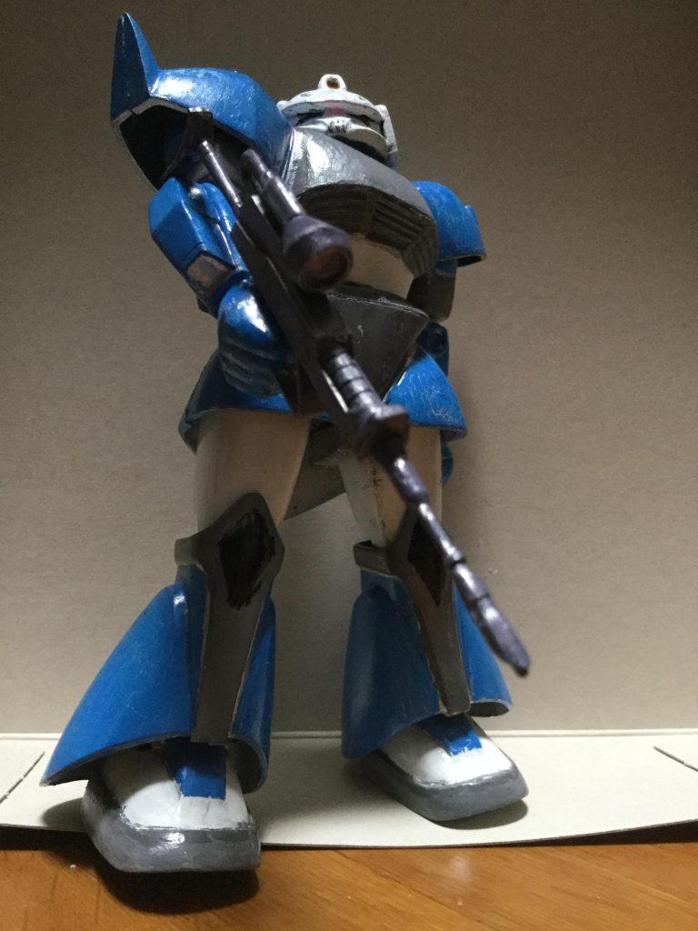 ユーマ・ライトニング専用高機動型(風)ゲルググ