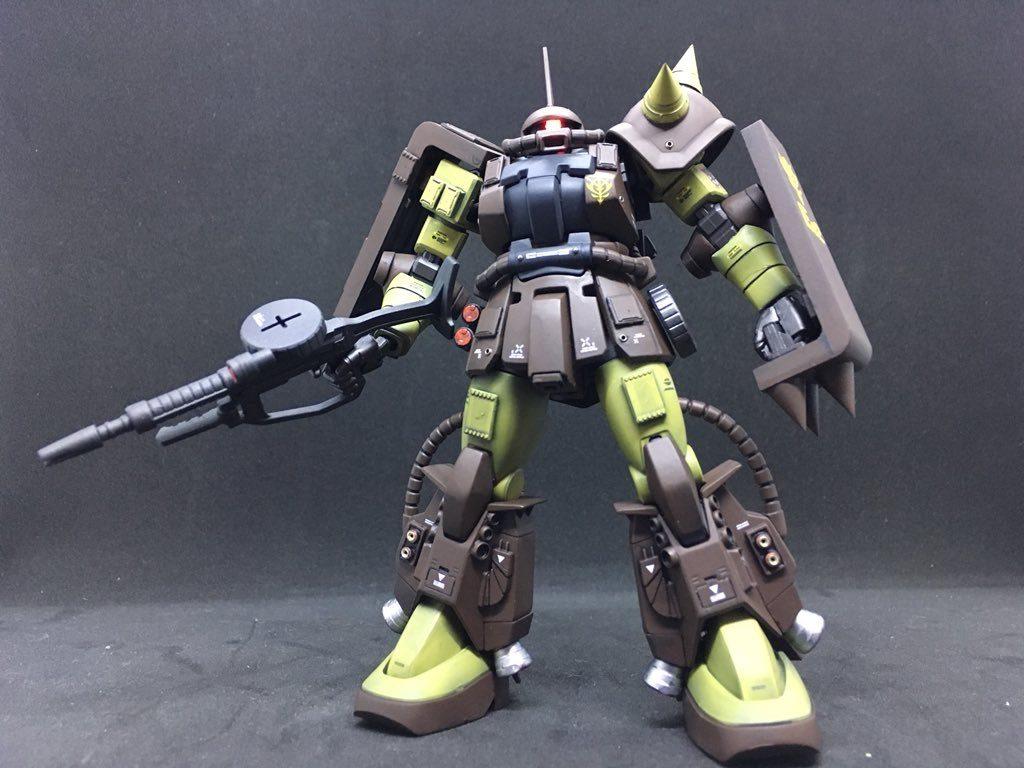 マサヤ・ナカガワ専用ザク