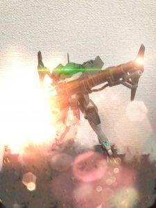 ストライカージンクス。敵機撃破