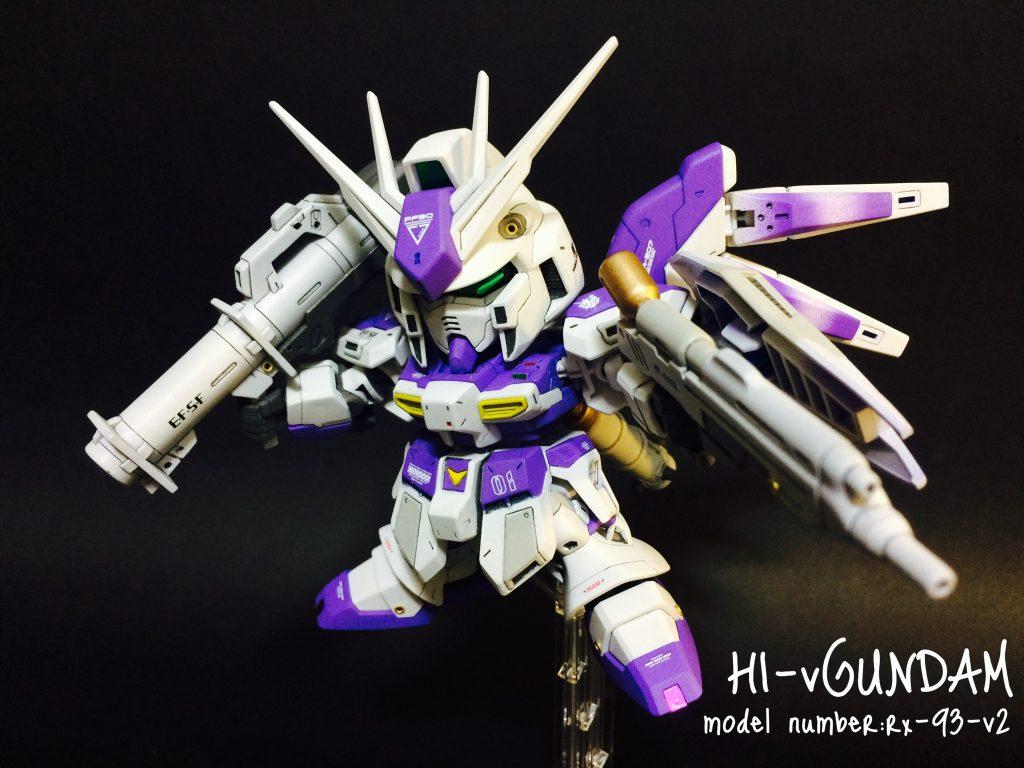 SD HI-v GUNDAM アピールショット3