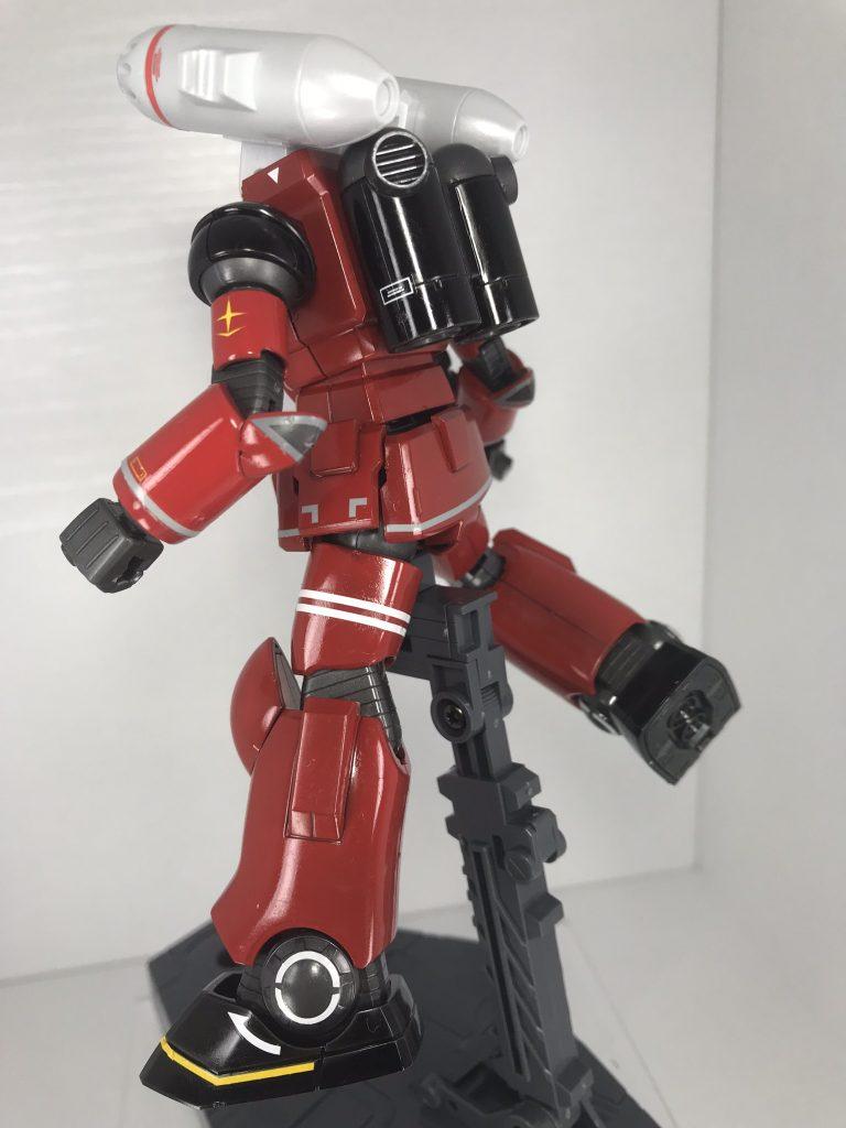 HGUC ガンキャノン リアルタイプ 艶仕上げ アピールショット5