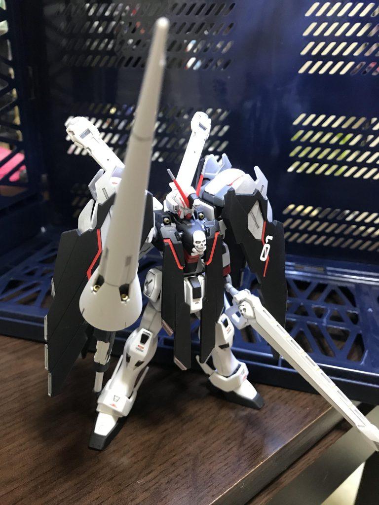 クロスボーンガンダムX1改改改 アピールショット5