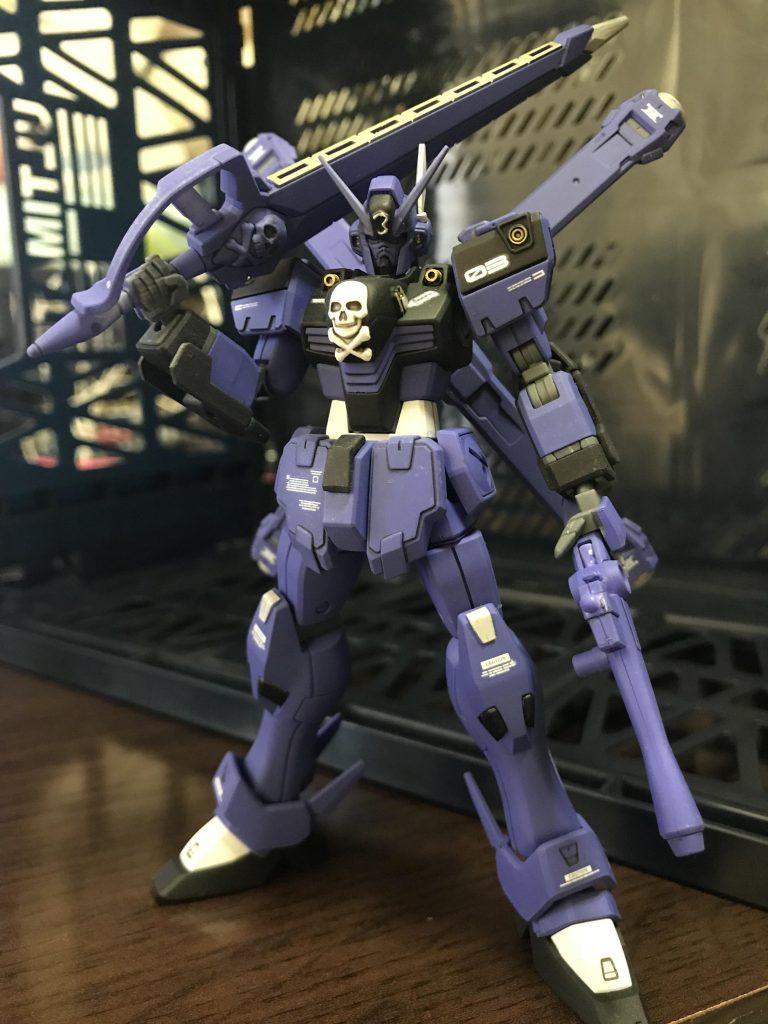 クロスボーンガンダムX3 BLUE