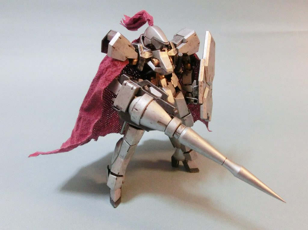 銀槍騎士グレイズ アピールショット4