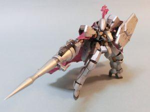 銀槍騎士グレイズ