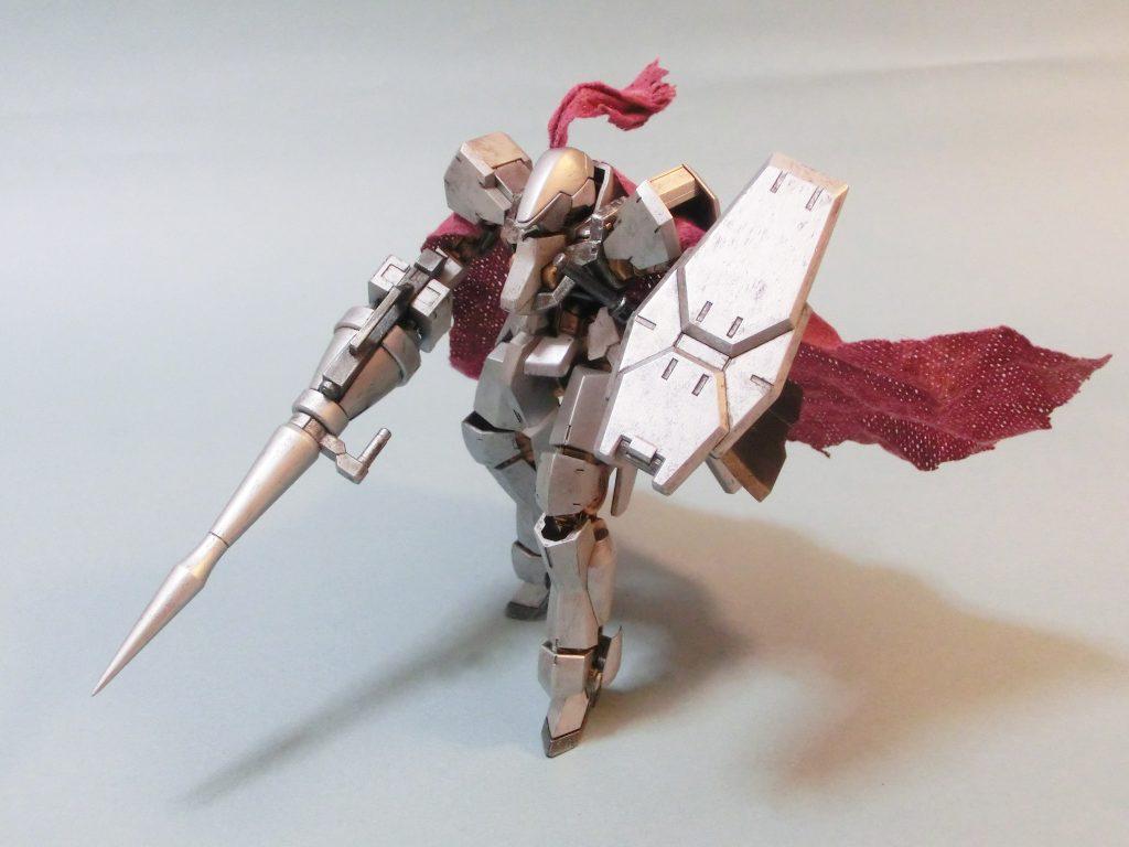 銀槍騎士グレイズ アピールショット3