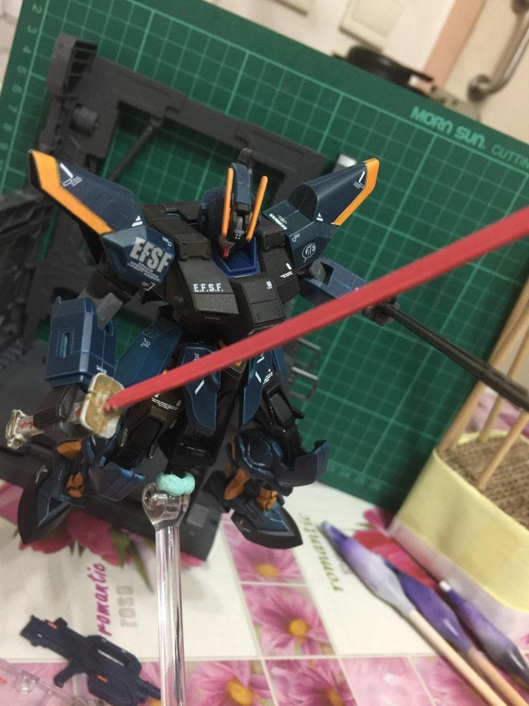 ガンダムアストレイ·SR アピールショット3