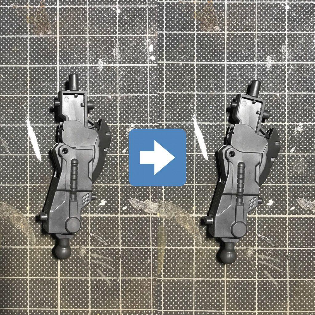 ブグ ククルス・ドアン機 制作工程2