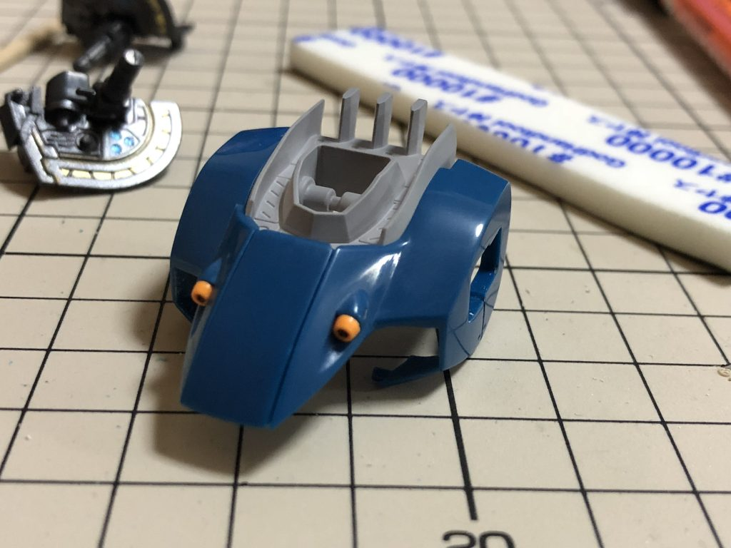 F91 ガンダム2.0 制作工程1
