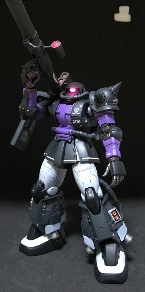 黒い三連星専用ザク(マッシュ機)