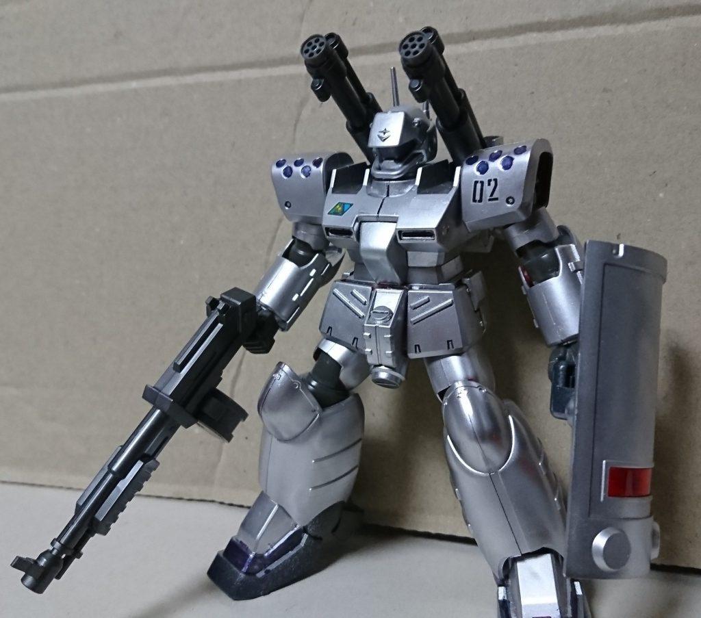 量産型ガンキャノン(シルバーファング小隊02)