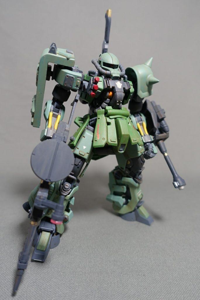 ザクI.B.O型(鉄血のザク) アピールショット5