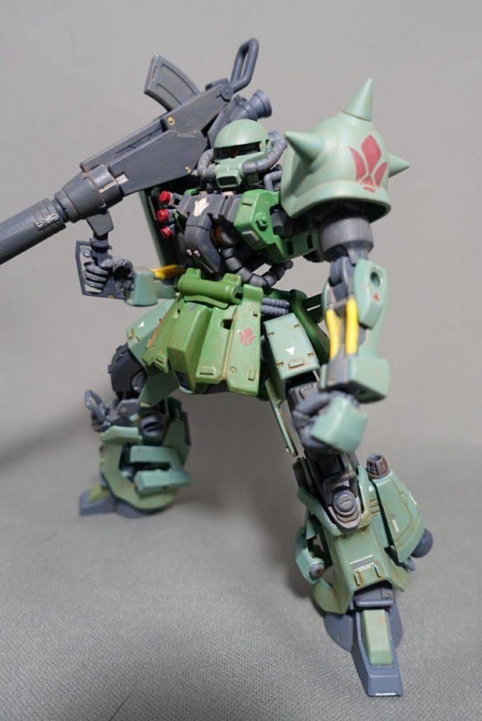 ザクI.B.O型(鉄血のザク) アピールショット7