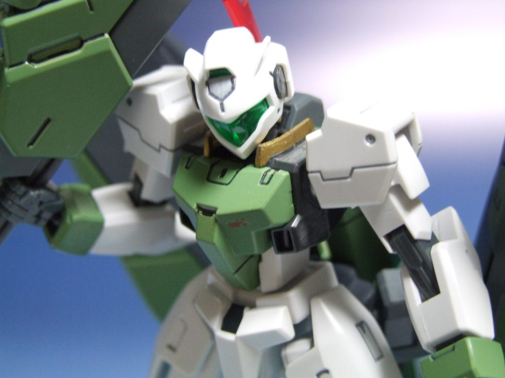 GNアーチャー Type-HW アピールショット4