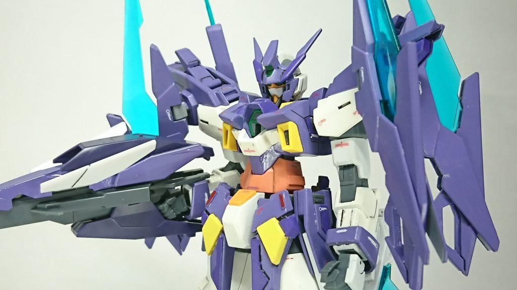 HG ガンダムAGE-2 マグナム アピールショット6