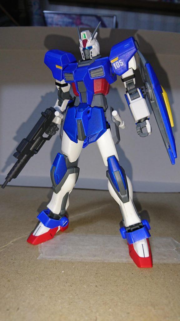 105ダガー(GM/GMベース) アピールショット1