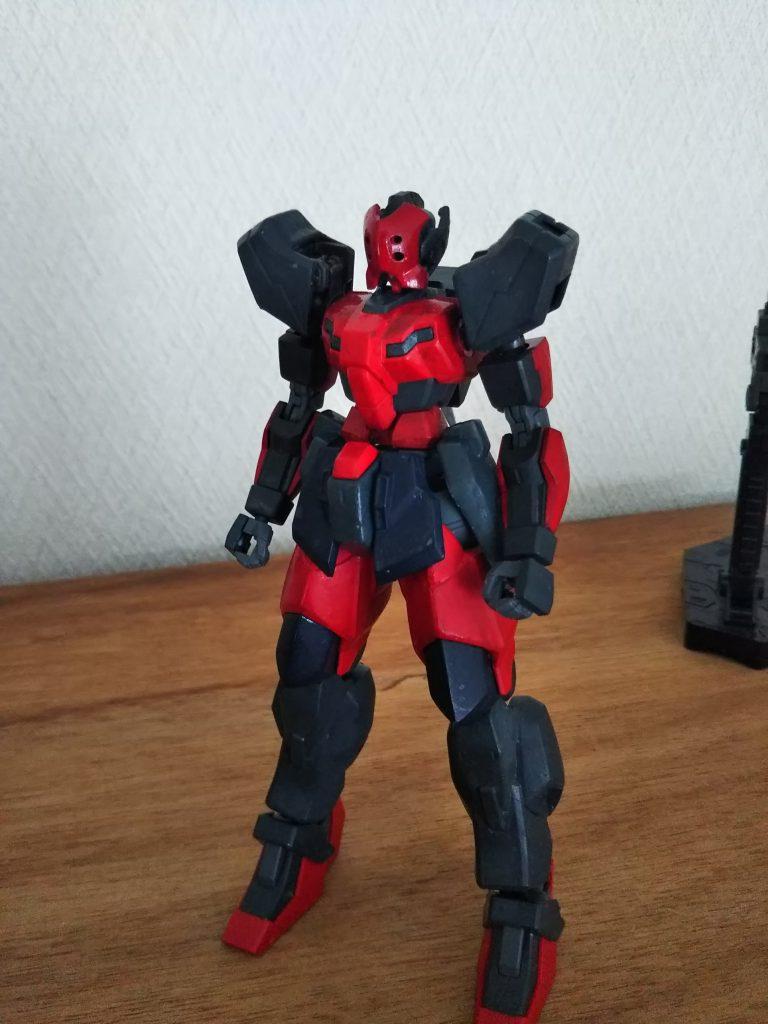 SPECTER YAEGER   Type Red shadow アピールショット1
