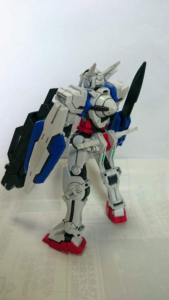 GNY-001 ガンダム アストレア アピールショット1