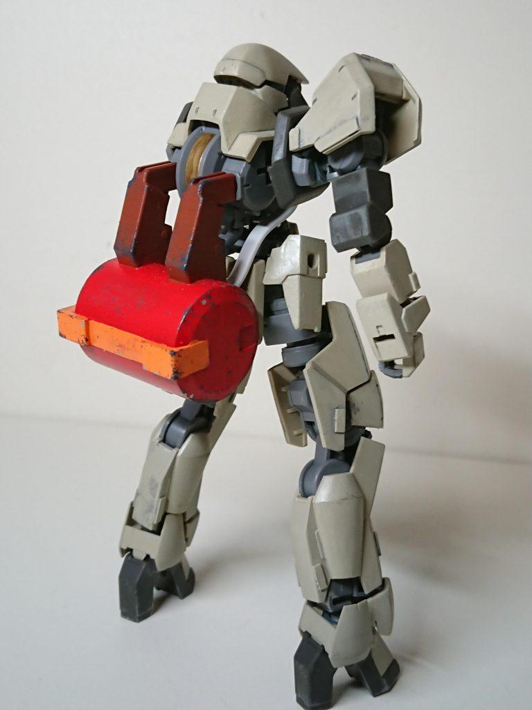 ダインスレイヴ装備型グレイズ アピールショット3