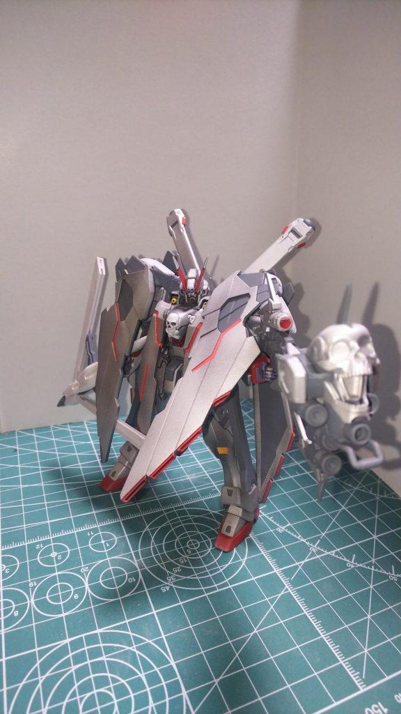 クロスボーンガンダムX0フルクロス アピールショット1
