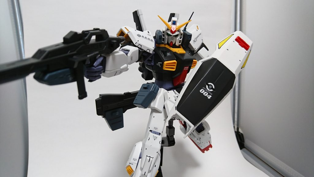 MG ガンダムMk-Ⅱ アピールショット3