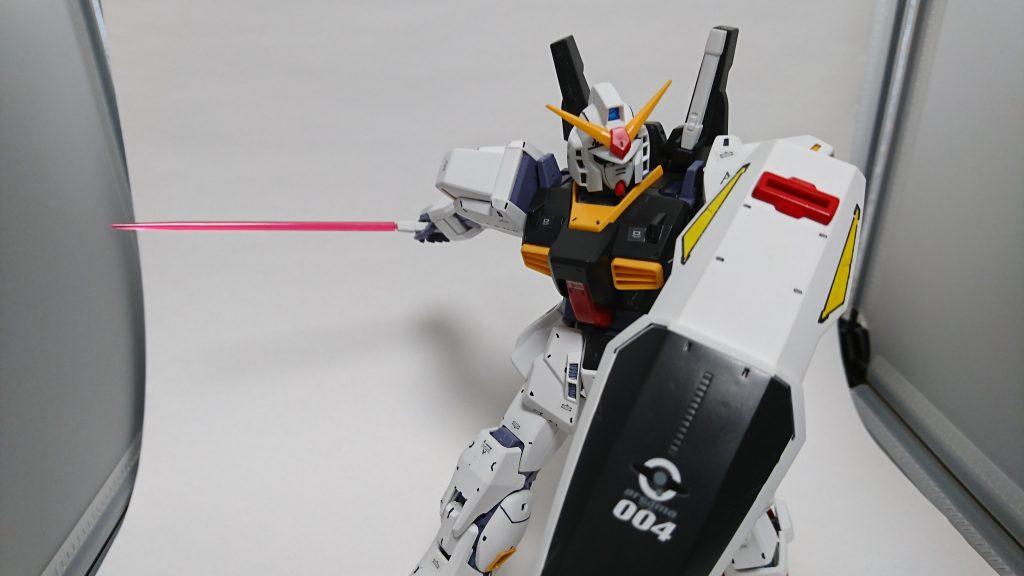 MG ガンダムMk-Ⅱ アピールショット2