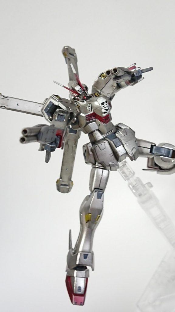 クロスボーンガンダムX-0 アピールショット3