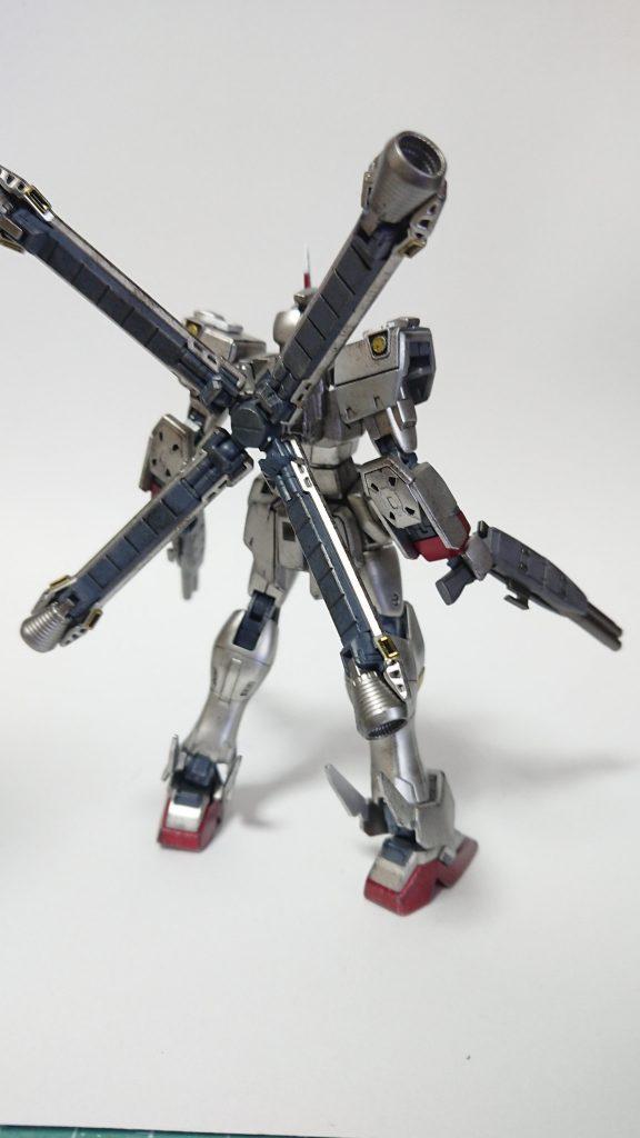 クロスボーンガンダムX-0 アピールショット1
