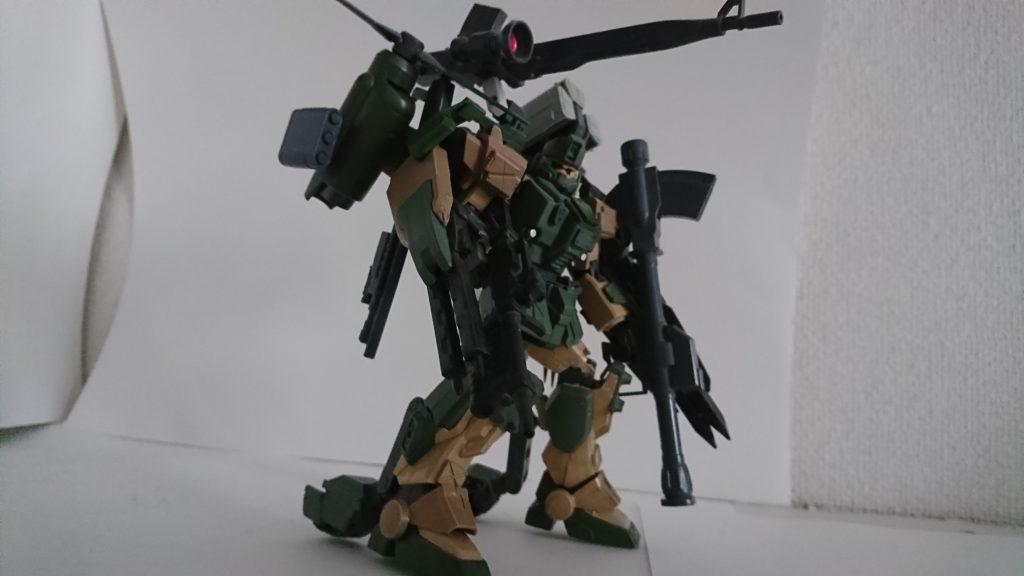陸戦型ガンダム改【コード・デルタ】 アピールショット4