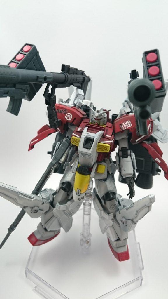 EXS-unit.Gundam アピールショット6