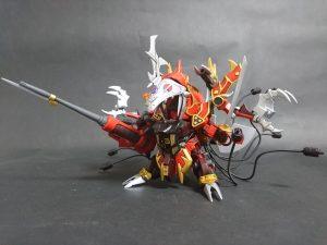 紅魔神・紅武者(あかまじん・レッドウォーリア)