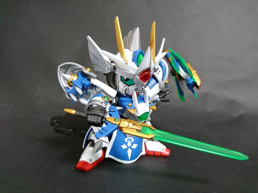 真の邪悪と戦う際には、剣の使用が解禁される。そして…