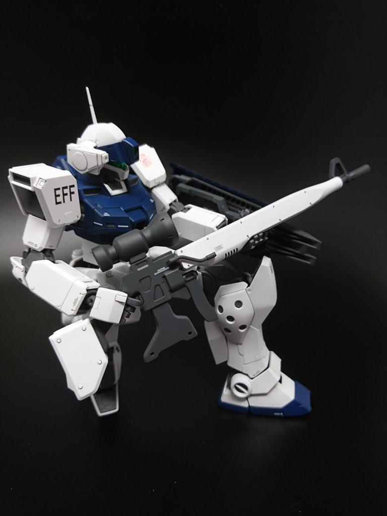 MG RGM-79SP ジムスナイパーⅡ(ホワイトディンゴ隊仕様)