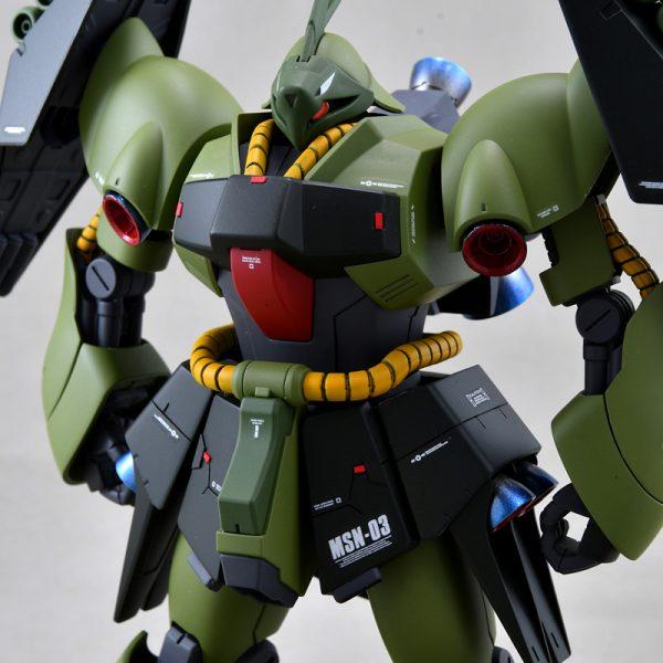 HG ヤクト・ドーガ(量産機カラー)